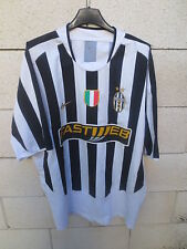 Maillot JUVENTUS TURIN vintage NIKE scudetto maglia shirt 2004 football XL