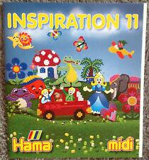 Inspiration 11 - Hama - Bügelperlen / Stiftplatten - Vorlagen - Midi