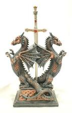 """New Summit Collection Guardian Dragon Sword Collectible - Nwt 9"""" x 5.5"""" x 2.75"""""""