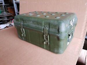 GFK Kiste Box Flightcase Tulb Maibach wasserdicht 60 x 40 x 30 BW Bundeswehr