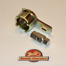 Honda VTR1000 RVT1000 RC51 Swingarm Pivot Lock Nut Adjuster Tool Set. HWT077