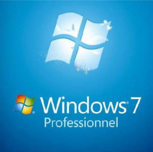 Win 7 Professional Original Product Key 64/32 BIT OA For 1 PC