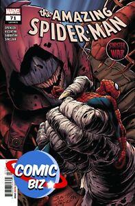 AMAZING SPIDER-MAN #71 (2021) 1ST PRINTING MAIN COVER MARVEL COMICS