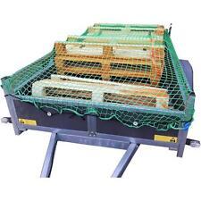 Anhängernetz Containernetz Abdecknetz Netz 2x3 m Ladungssicherung Expanderseil