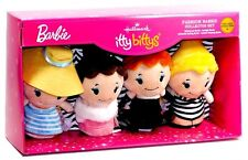 Hallmark Itty Bittys Fashion Barbie Collector Set Bathing Suit Spotlight Summer!