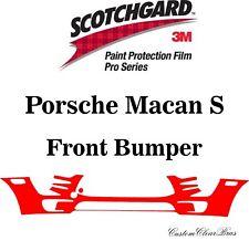3M Scotchgard Paint Protection Pro Series 2015 2016 2017 2018 Porsche Macan S