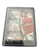Mesut Ozil 2016 Stadium Club Contact Sheet Insert Arsenal