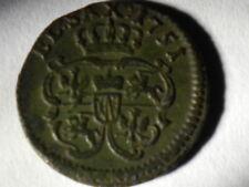 2018.Poland Solidus, Szelag, Schilling 1751 KM# 145 Stanislaus Augustus III