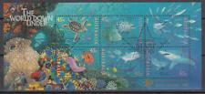 Australien - Michel-Nr. Block 20 III gestempelt/o (Unterwasserwelt / Sea Life)