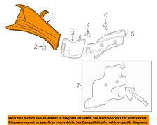 Chevrolet GM OEM 16-18 Camaro Fender-Front Duct Left 84010173