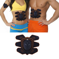 Magic Abdominal Muscle Trainer Stimulateur EMS Abs Fitness Equip Training Gear