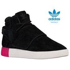 Women's Adidas Tubular Invader Strap Fashion Sneakers Sz 7 [B39365]