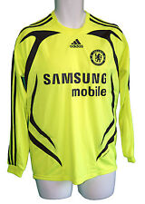 New Authentic ADIDAS CHELSEA FOOTBALL PLAYER ISSUE Shirt Formotion (A) L/Slvd XL