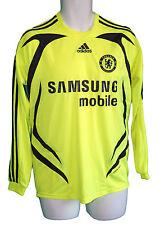 Auténtico Adidas Fútbol Chelsea Player Tema Camisa FORMOTION (A) Larga / Manga