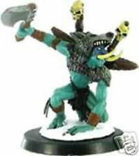 World of Warcraft Miniatures 25 (WoW Minis): Frostmane Troll