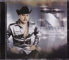El Navegante de La Sierra Mi Corazon es para Todas CD Nuevo