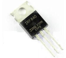 10pcs IRF840 MOSFET transistor New CA