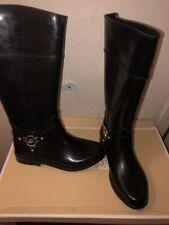 Micheal Kors Rain Boots Size 9 Womens