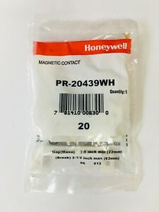 LOT of 10 Honeywell Ademco Magnetic Contacts - PR-20439WH - NEW