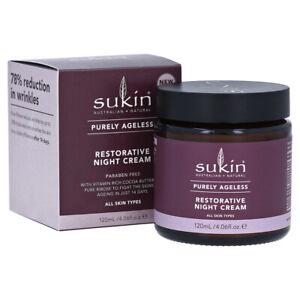 SUKIN Purely Ageless Restorative Night Cream 120 mL