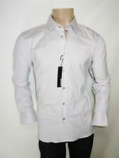 Cotton Button Cuff Formal Shirts for Men 44 in. Chest