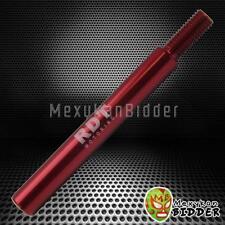 "Red M10x1.5 4.5"" Long Shifter Knob Extension Rod For Honda Civic Acura Integra"