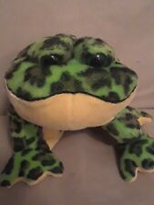 Webkinz Ganz Bullfrog Plush HM114 no code