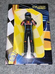 Sebastian Vettel 2010 F1 Formel 1 Driver Figur Figure 1:18