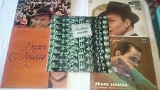 Frank Sinatra 5 LP's all VG+ to EX+ Greatest Hits, Swinging, Syms, Hollywood see