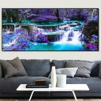 DIY 5D Diamond Landscape Painting Large Wall Art Painting Craft Home Decoration