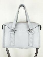 Marc Jacobs Wellington Grey Leather CONV Tote Satchel Handbag Purse M0014209