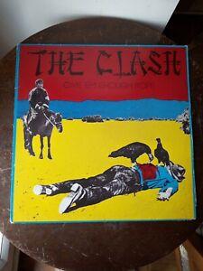 Vinyle Lp 33 t - 33 tours - The Clash - Give' em Enough Rope CBS 82431 1978