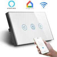 AU WiFi Smart Ceiling Fan Switch APP Remote Speed Control for Alexa&Google Home