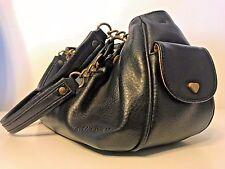 XOXO PURSE womens black shoulder handbag cute medium small satchel bag