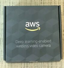 AWS Amazon Deep Learning-enabled Wireless Video Camera - DeepLens