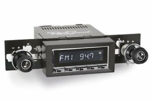1973-85 Chevrolet C K Series Pickup RetroSound Laguna Radio AM/FM AUX RetroRadio