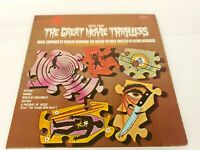 The Great Movie Thrillers Music Scary By Bernard Herrmann London Phil LP