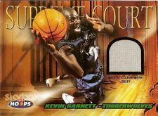 Kevin Garnett 2004-05 Hoops Supreme Court Jerseys #KG  Wolves All-Star