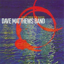 DAVID MATTHEWS BAND - DON'T DRINK THE WATER CDS Sigill.