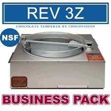 Chocovsion Revolation 3Z Commercial Chocolate Tempering Machine Business Pack