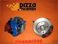 *FRP* KIT FRENI DISCO FIAT 500 126 modified brake disk