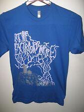 The Extraordinaires Indie Rock & Roll Band Philadelphia Concert Tour T Shirt Sm