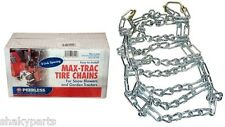 5570 Rotary Set Of 2 20X10X8 Tire Chains 2 Link Spacing       3>29