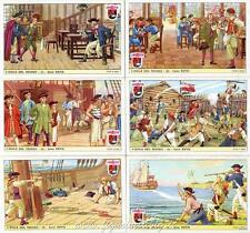 Figurine Lavazza serie n°27 L'Isola del Tesoro ANNO 1951 Chromo