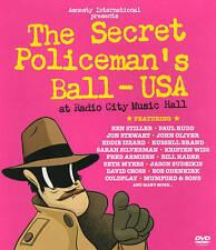 The Secret Policeman's Ball - Usa (Dvd, 2014)