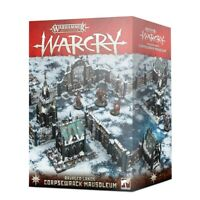 Corpsewrack Mausoleum Ravaged Lands Warcry Warhammer Age Sigmar NEW