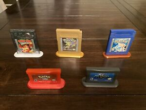 Gameboy, Gameboy Color, Gameboy Advance Display Stands (Pack Of 5)