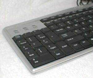 Evoluent kb1-sb USB Keyboard - Right-Hand / Mouse Friendly - Numpad on Left