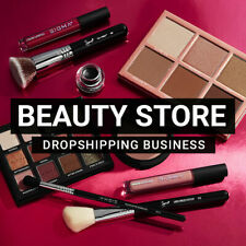 Beauty Store Ready To Go Dropshipping Website Business For Sale