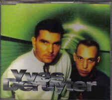 Yves De Ruyter-Outsiders cd maxi single eurodance Belgium